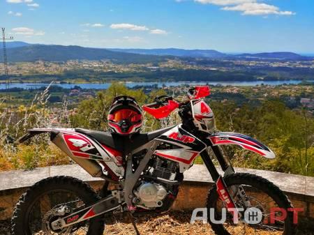 Ajp PR4 Pro 125cc