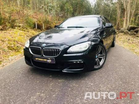 BMW 640 Grand Coupé Pack M