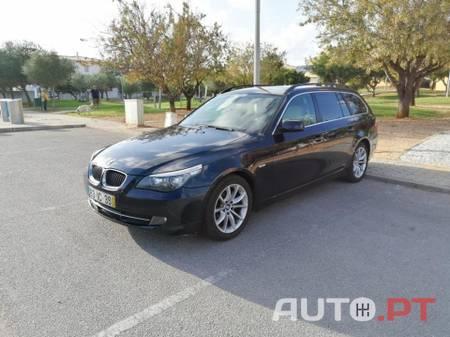 BMW 520 Touring Executive Nacional