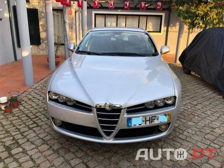 Alfa Romeo 159 1.9 JTD 8V