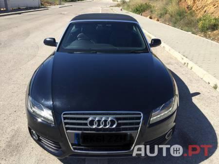 Audi A5 descapotavel