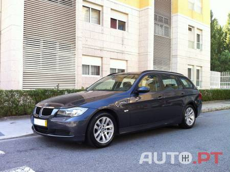 BMW 320 D Touring - Cx. Automática