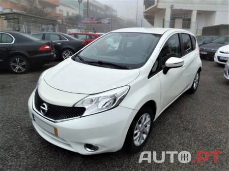 Nissan Note 1.2 Acenta Connect