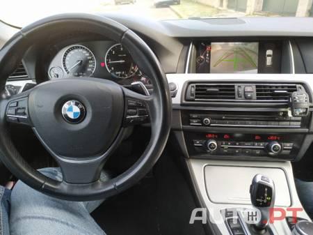BMW 520 Touring d Luxury Line