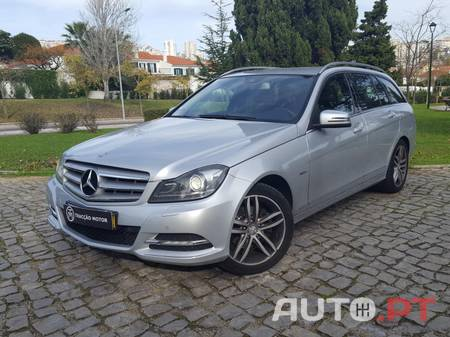 Mercedes-Benz C 220 ST Avantgarde BlueEfficiency