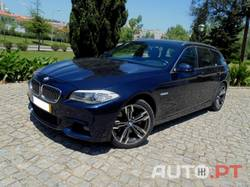 BMW 530 d Touring Pack M