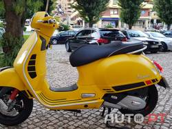 Vespa 125 125 GTS SUPERSPORT ABS/ASR