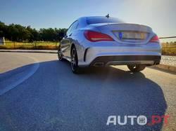Mercedes-Benz CLA 180 AMG Line