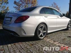 Mercedes-Benz C 200 BlueTEC AMG Line