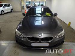 BMW 418 Grand Coupe Sport Line
