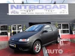 Fiat Punto 1.8 HGT C/ AC + EXTRAS