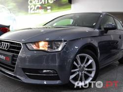 Audi A3 2.0 TDI AMBITION INTUITION PLUS