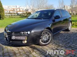 Alfa Romeo 159 Sportwagon 2.0 JTDM Distinctive