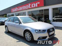 Audi A4 Avant 2.0 TDi Businessline