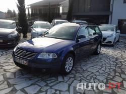 Volkswagen Passat Variant 2.0 TDi 6V 136cv Tecto de abrir
