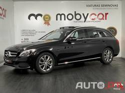 Mercedes-Benz C 200 Shooting Brake 7G-Tronic