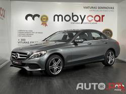 Mercedes-Benz C 200 D Business AVANTGARDE