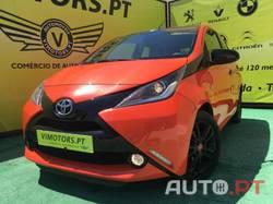 Toyota Aygo 1.0 Orange Edition