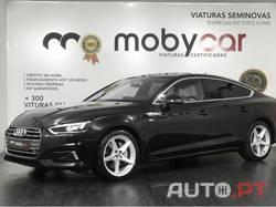 Audi A5 SPORTBACK 2.0TDI QUATTRO S-LINE