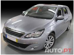 Peugeot 308 SW 1.6 BLUE HDI STYLE 120 CV