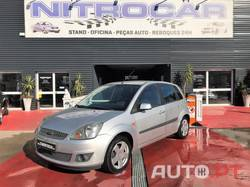 Ford Fiesta 1.2 ZTEC C/ AC + EXTRAS