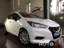 Nissan Micra 1.5 dci Acenta S/S
