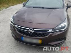 Opel Astra Sports Tourer Dynamic