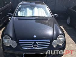 Mercedes-Benz C 220 Sportcoupe