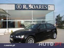 Audi A3 Sportback B.Line Attraction (110cv) (5p)