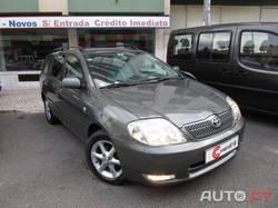 Toyota Corolla SW 1.4 Sol VVT-i ***VENDIDA*** A/C Auto. Carrinha *Apenas 104.000KM*