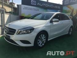 Mercedes-Benz A 180 CDI AUTO 7G