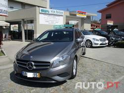 Mercedes-Benz A 180 CDi BlueEff
