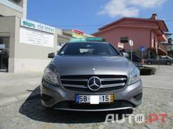 Mercedes-Benz A 180 CDi BlueEff