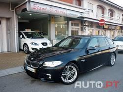 BMW 520 d Touring Pack M 190cv