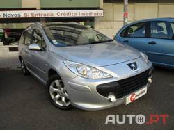 Peugeot 307 SW Diesel 1.6 HDi ***VENDIDA*** *Só 132.000KMs* GRIFFE GPS (Possibilidade 7 Lugares)