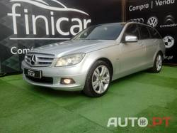 Mercedes-Benz C 220 CDI BLUE EFFICIENCY