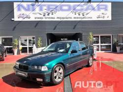 BMW 318 IS 140.CV FULL EXTRAS NACIONAL