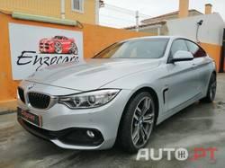 BMW 420 Gran Coupé 420d Line Sport