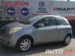 Toyota Yaris 1.0 VVT-I -rock in Rio