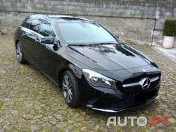Mercedes-Benz CLA 180 SHOOTING BRAKE