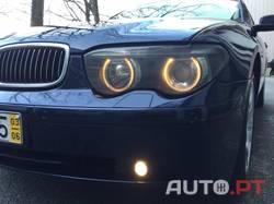 BMW 730 d Limosine 218cv