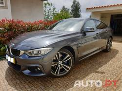 BMW 420 gran coupe pack m