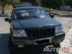 Jeep Grand Cherokee Quadradrive