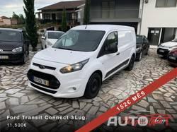 Ford Transit Connect Longa 3 Lug. 1.6 TDCi Iva Ded. 152€ Mês