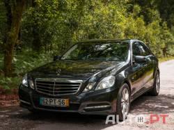 Mercedes-Benz E 220 cdi Avantgarde  -  FULL EXTRAS