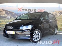 Volkswagen Touran 1.6 TDI 7 LUG. AUTOMÁTICA DSG