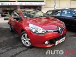 Renault Clio IV 0.9 TCe ***VENDIDO*** Dynamique S  *Só 66.000KMs* GPS 6/2014 Nacional