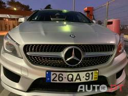 Mercedes-Benz CLA 200 D AMG