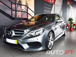Mercedes-Benz E 250 CDI BLUETEC EDITON E AMG AUTO 204CV