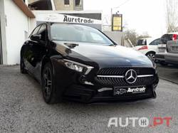 Mercedes-Benz A 180 d AMG Line Pack Night Auto.